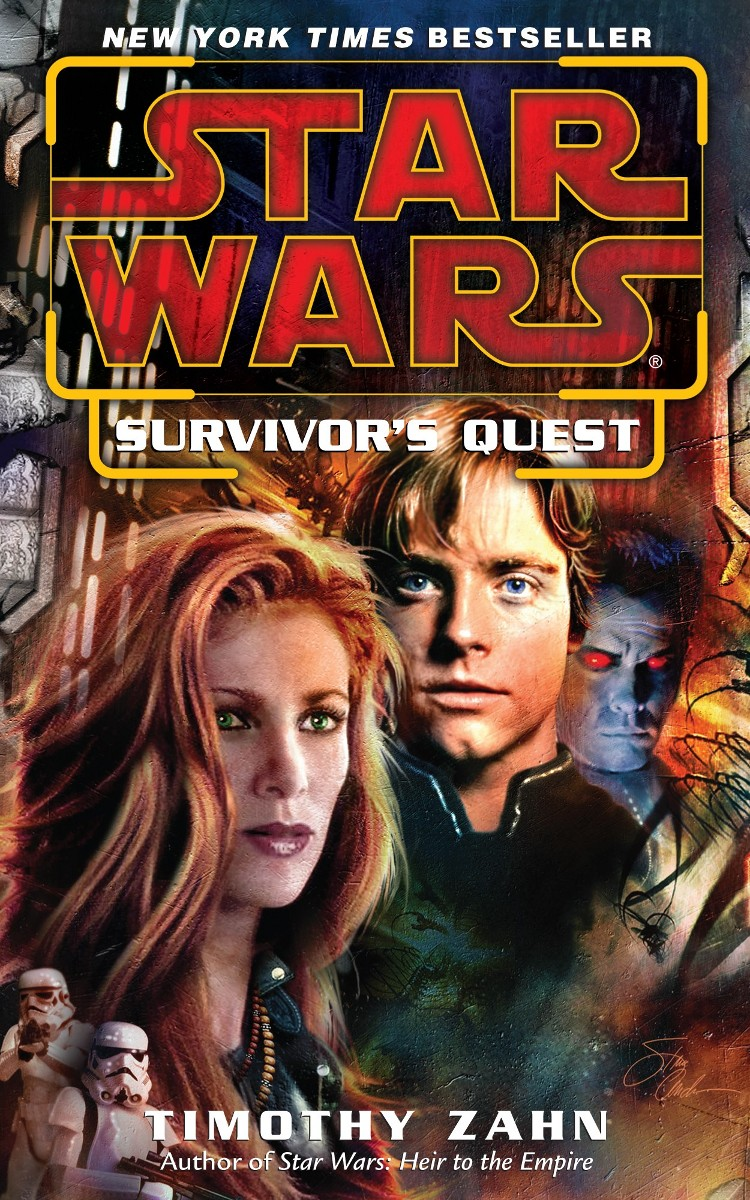 Timothy Zahn: Survivor's Quest